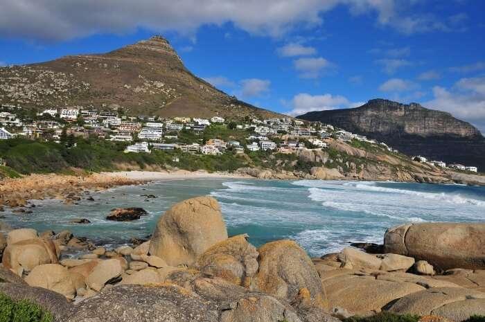 Beta Beach in Cape Town