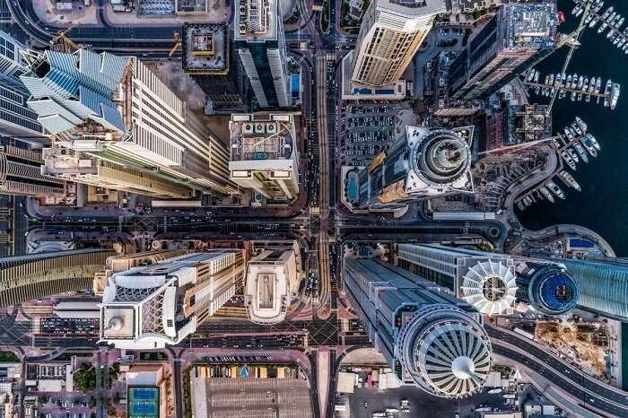 Best Drone Photos of 2017: CONCRETE JUNGLE