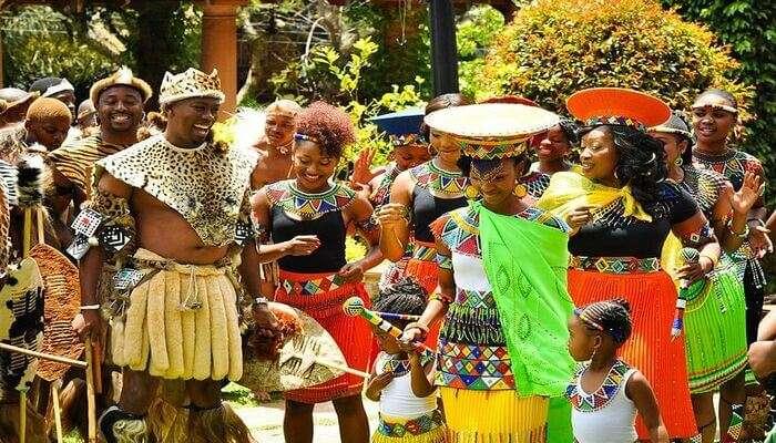 culture of Africa