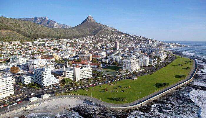 Famous places to see in Africa