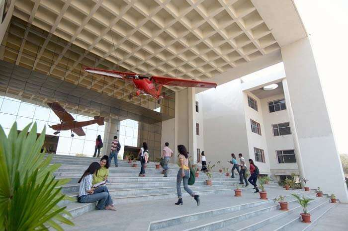 GTU Campus, one of the most haunted places in Gujarat
