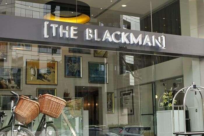 Art series the blackman australia
