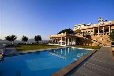best udaipur resorts