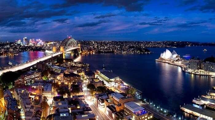 four seasons in sydney australia