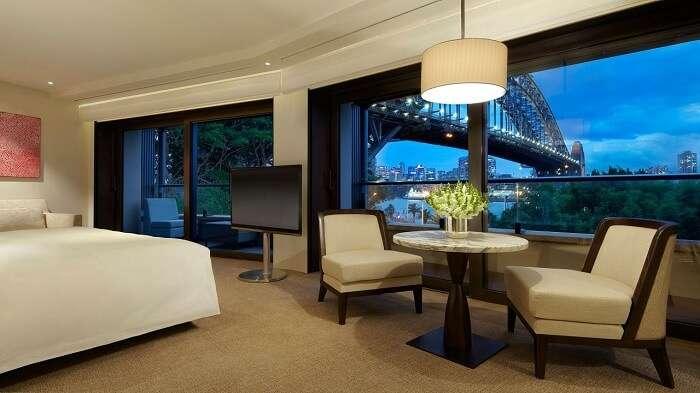 park hyatt sydney hotel