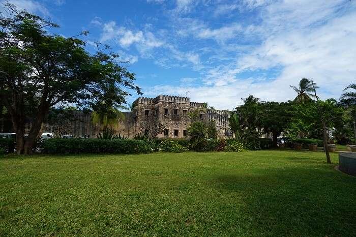 Old Fort of Zanzibar Tanzania