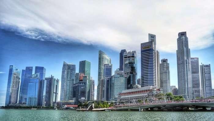 Singaporian buildings