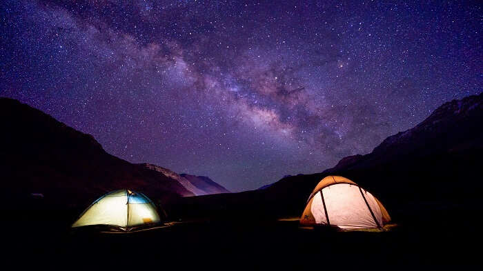 stargazing in spiti