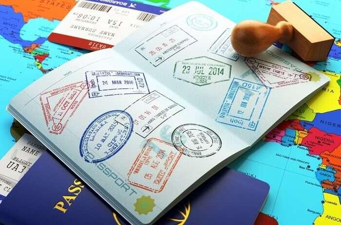 visa on arrival for Zimbabwe