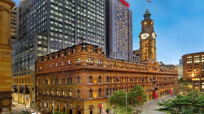 The Westin Sydney australia