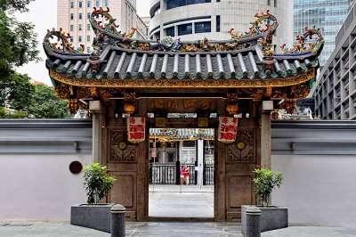 yueh hai ching temple