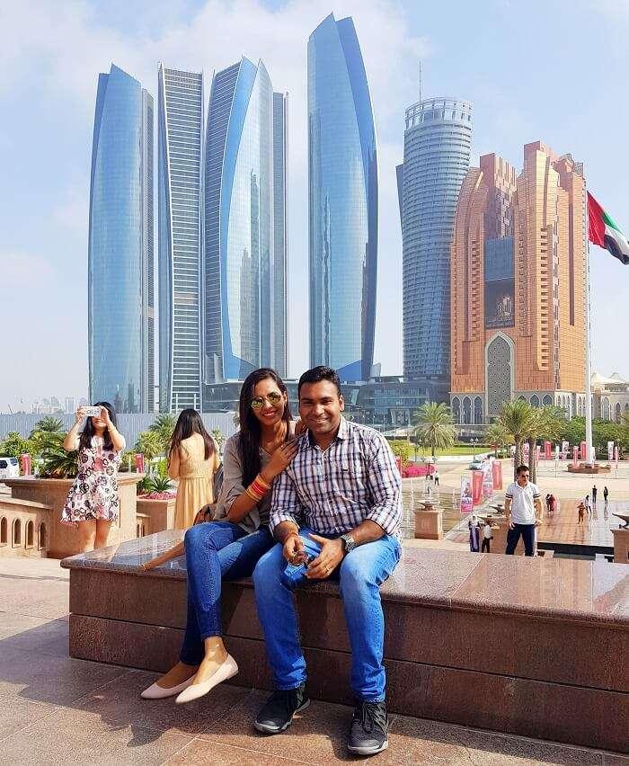 Honeymoon trip to Dubai