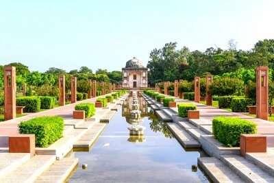 Heritage Park In Delhi