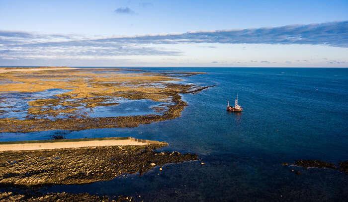 A Coastal Gem View