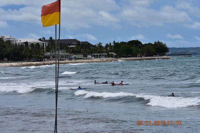best beaches of bali