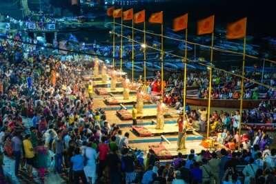 Ganga festival