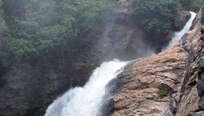 Waterfall in Thane