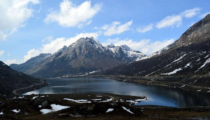 Geshela Pass