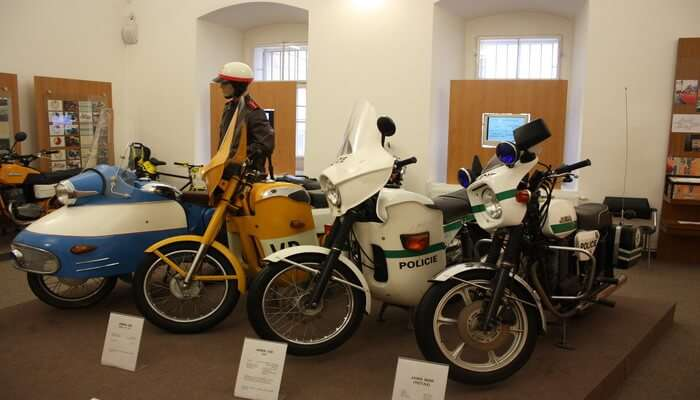 Museum of the Czech Police