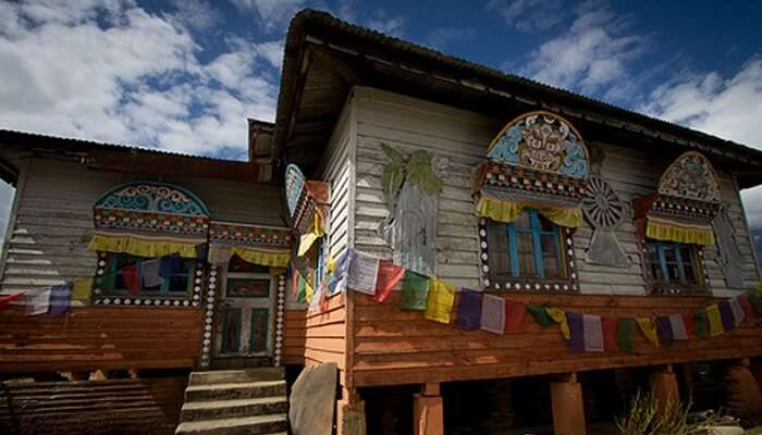 Samten Monastery