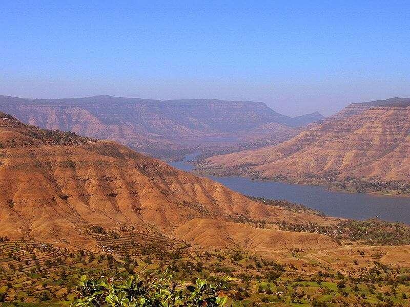 Mountain View In Maharashtra