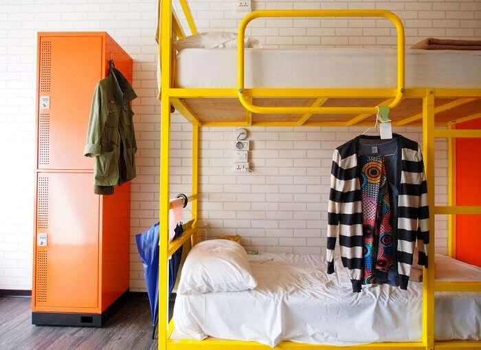 backpacking hostel
