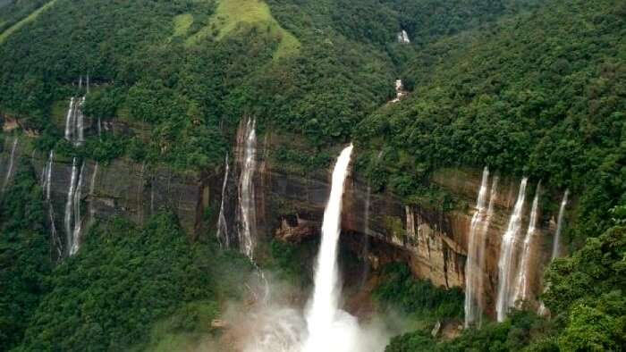 dhobi waterfalls