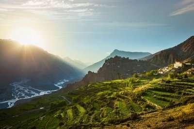 Spiti Valley In June