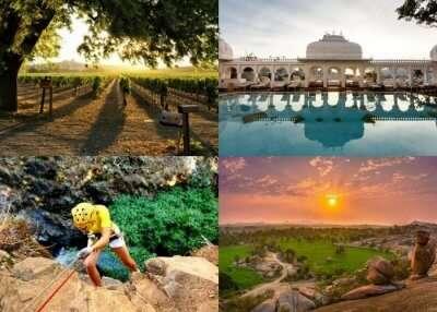 weekend getaways from top Indian cities