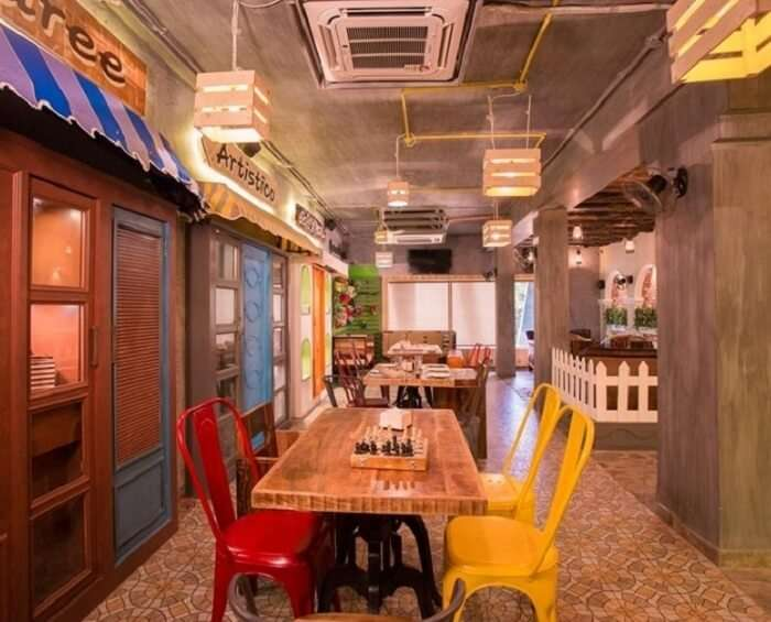 18 Best Cafes In Indore To Chill And Relax With Friends In 2020