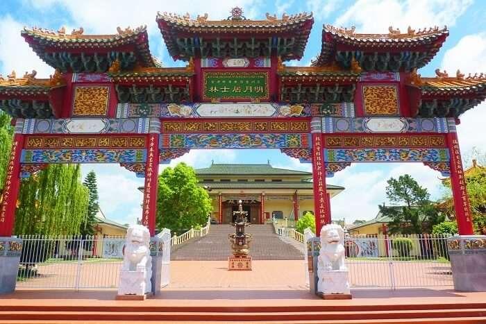 Mingyue Lay Buddhist Temple