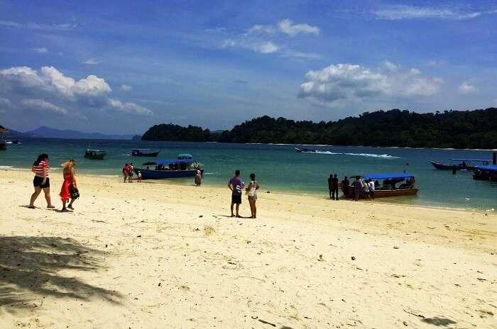 Family trip to Langkawi