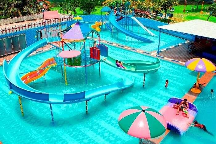 AapnoGhar Resort Water Park