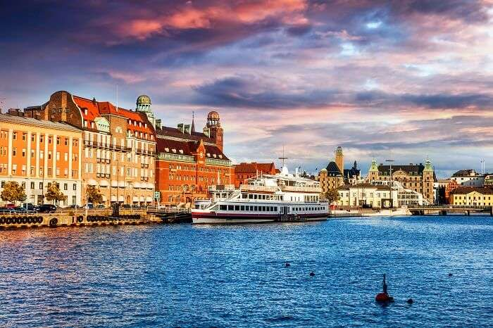 Sweden honeymoon in Malmo