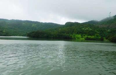 The Bhushi Lake