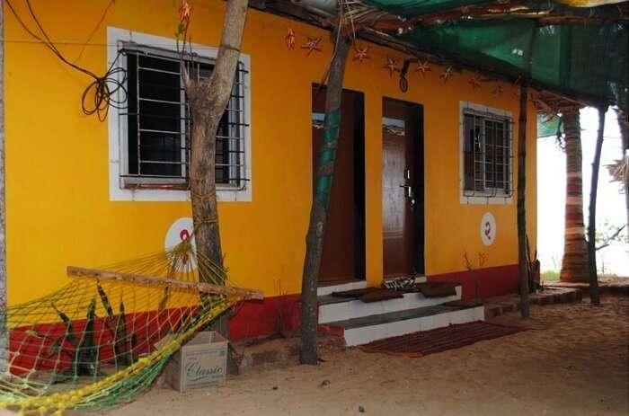 Shripad Beach Resort