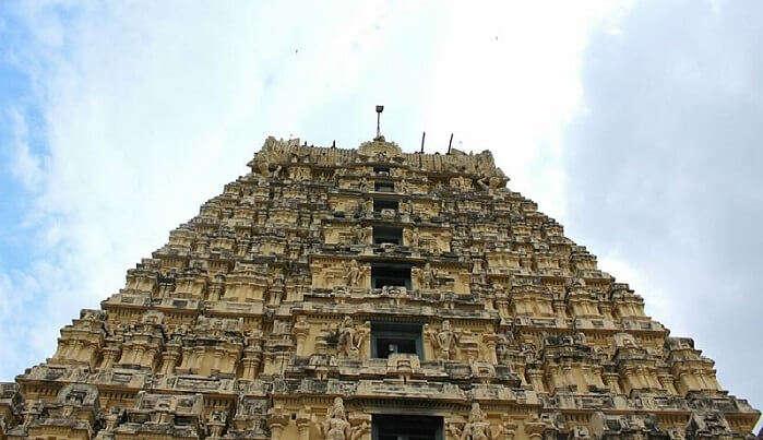 temple in vellore
