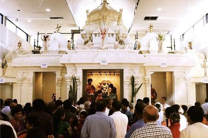 Sydney Durga Temple
