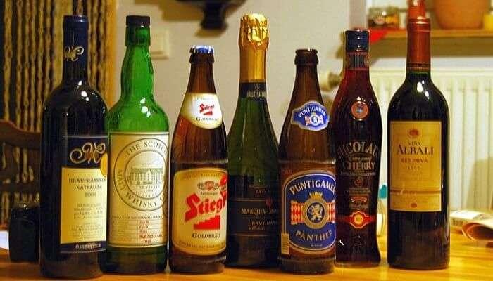 Alcohol Consumption In Dubai