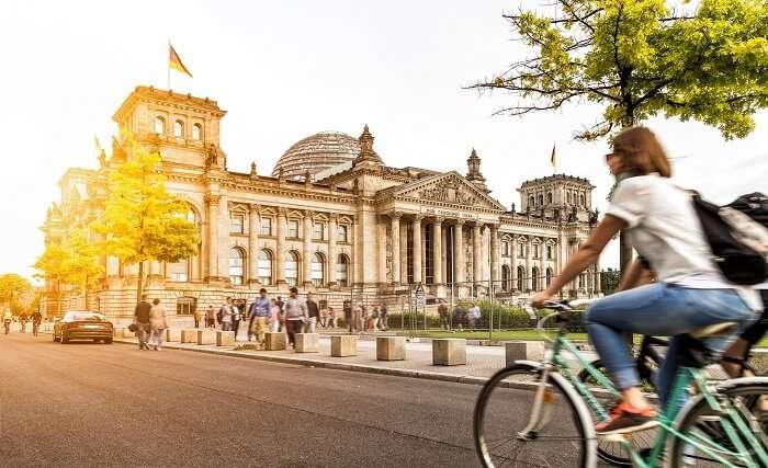 Berlin city life