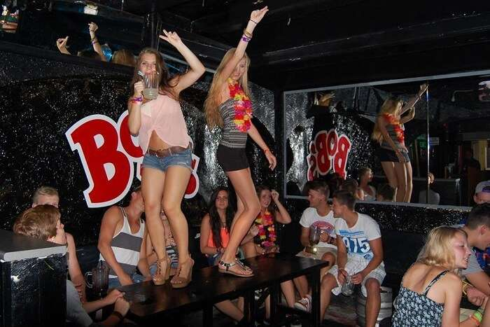 Bobs Bar & Disco spain nightlife