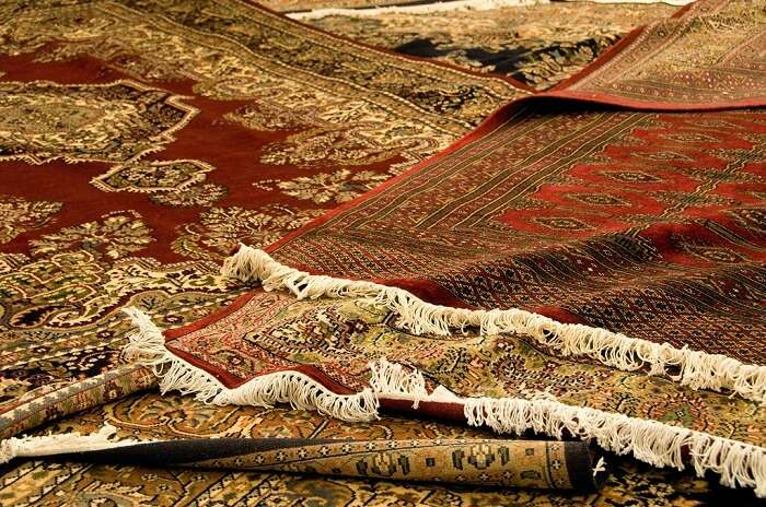 Carpets In Srinagar