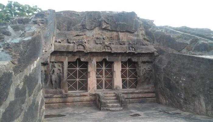 Mogalarajapuram caves