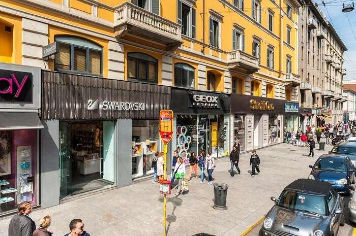Corso Buenos Aires milan