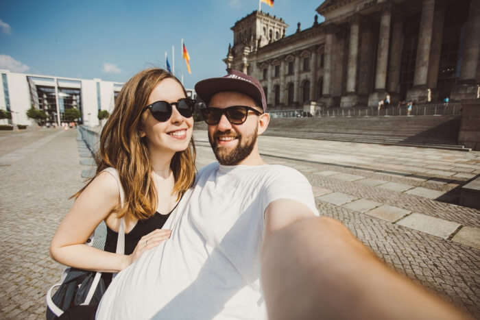 Couple in Germany