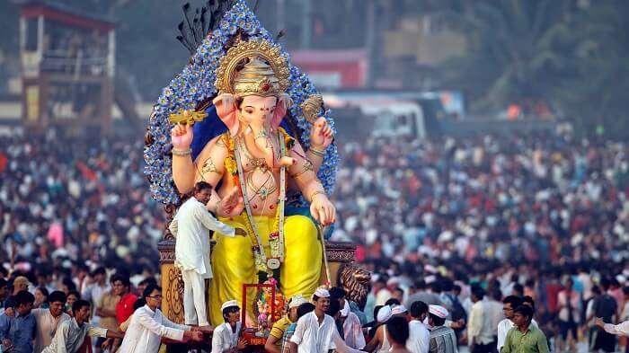 Ganesh Chaturthi mumbai