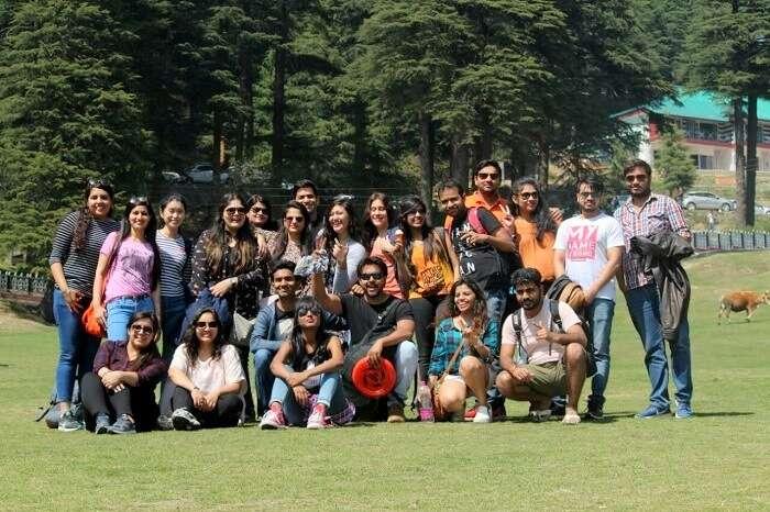 group getaway to khajjiar