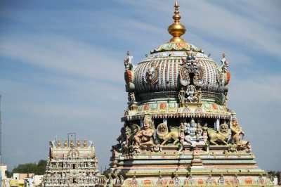 temple dedicated to vishnu