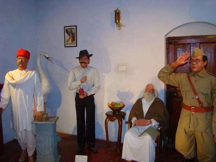 Meet India's legends at the Wax World Museum ooty