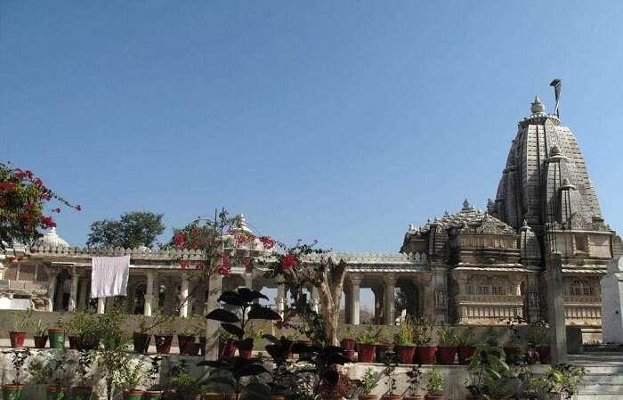 Muchhal Mahavir Temple in Kumbhalgarh
